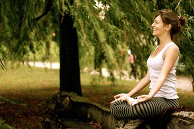 Elodie Prou, professeur de Yoga