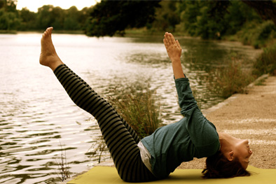 Uttana padasana avec Elodie Yoga à Paris et Boulogne Billancourt