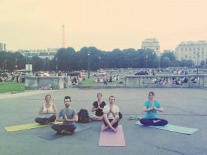 Yoga invalides