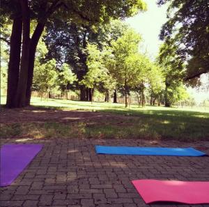 yoga avec ELodie Boulogne