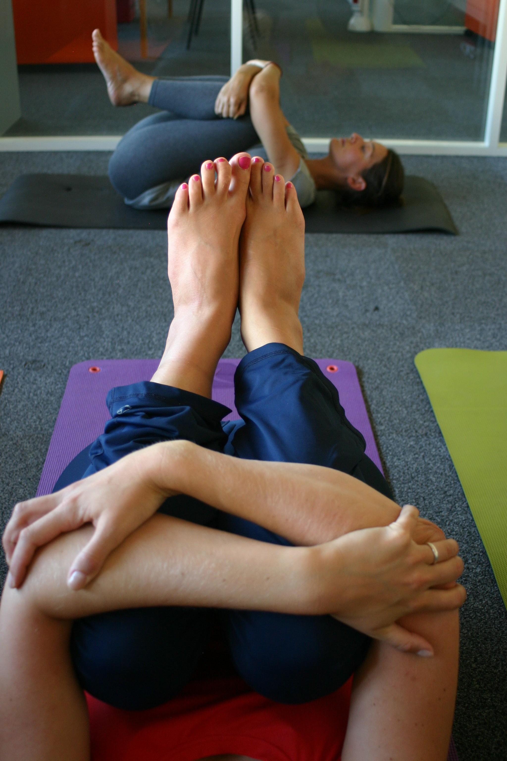 Yoga détente au travail avec Elodie Yoga à Paris et Boulogne Billancourt