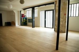 Studio du Canal de Casa Yoga Paris