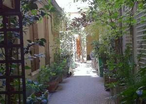 Le studio Paradis côté cour